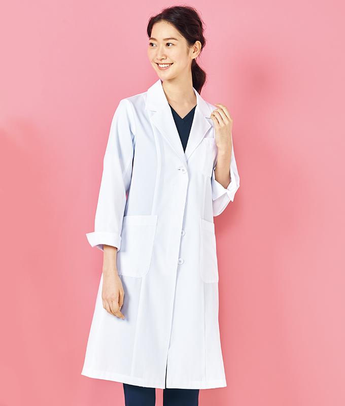 Aライン 白衣