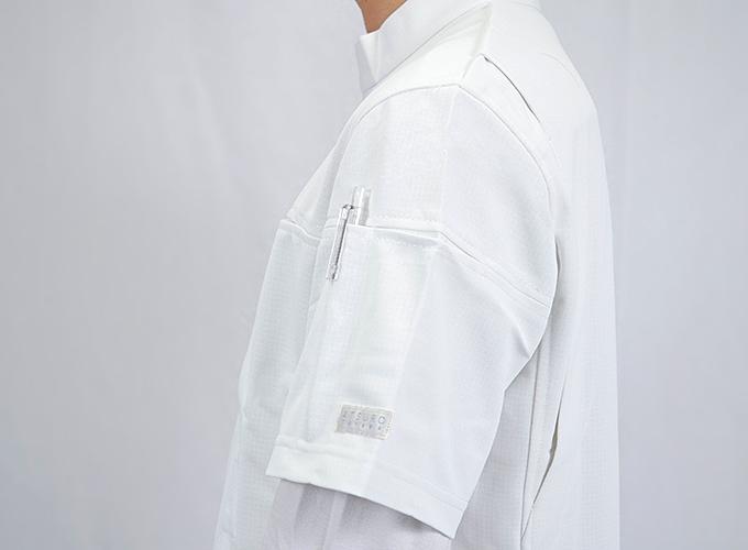 アツロウタヤマ男子ジャケット半袖