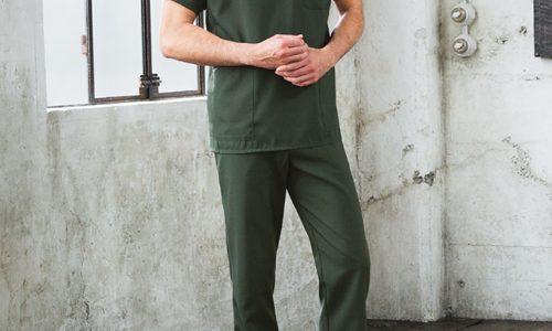 スクラブ 国境なき医師団