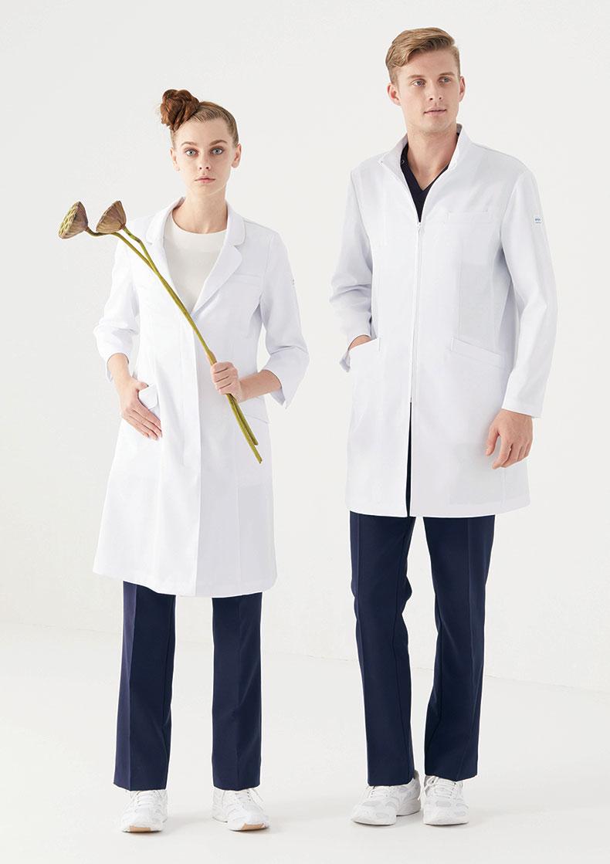 ミッシェルクランのドクターコート