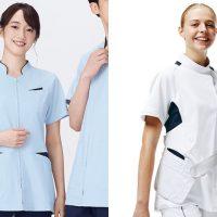スタイルから選ぶお気に入りのレディースケーシー白衣。