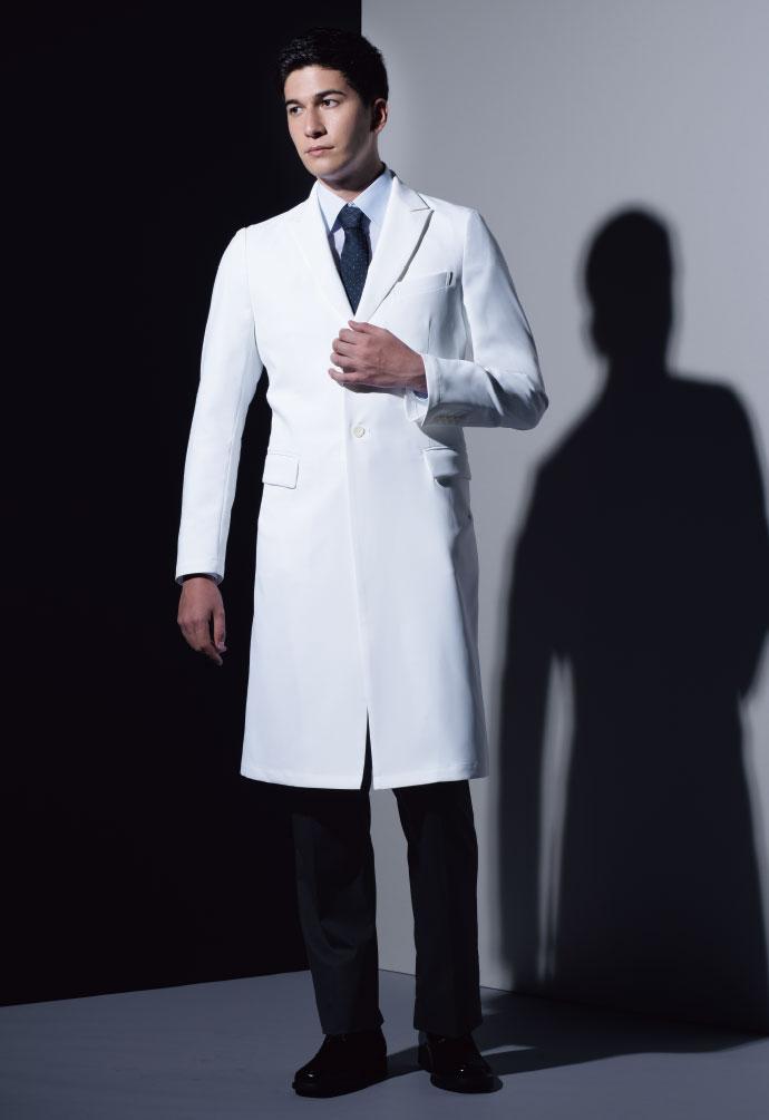 高級診察衣KAZENのKZN209