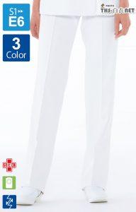 FT-4403白衣レディースパンツ