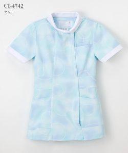 サフィール女子上衣半袖[ナガイレーベン製品] CI-4742